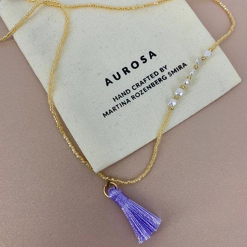 Seahorse Necklace II