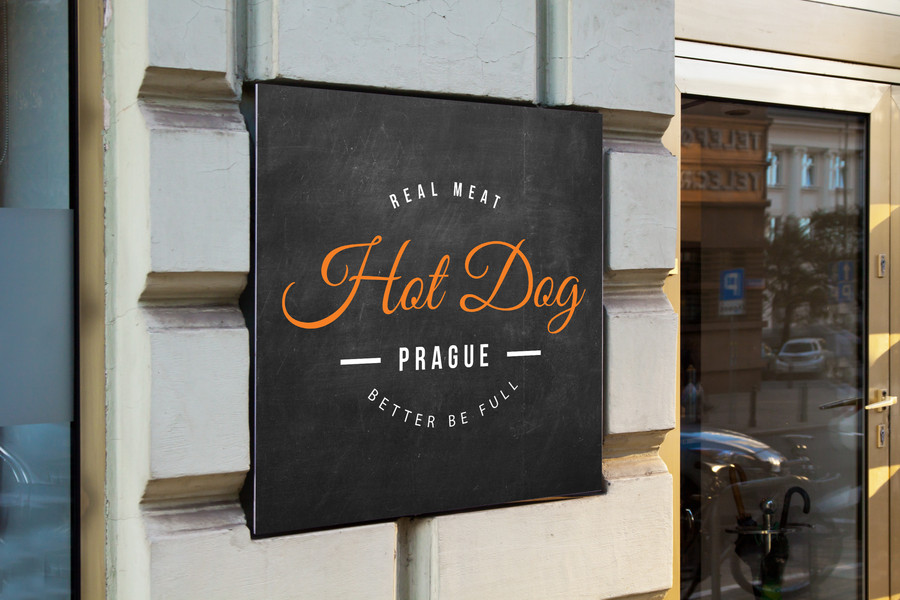 Klient: Hot Dog Prague