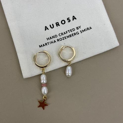 Posh n Pearl earrings