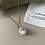 Thumbnail: Beige Pearl necklace