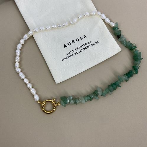 Aventurine Love necklace