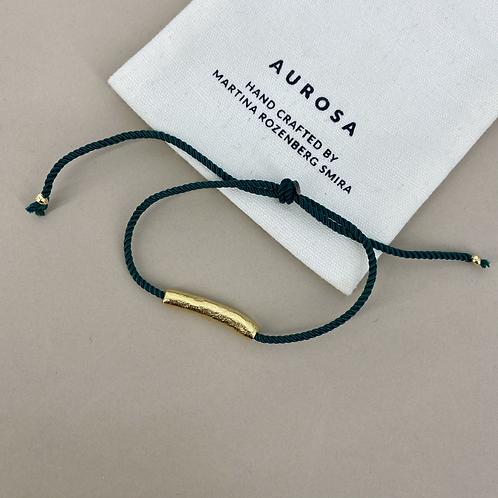 Green Golden bracelet