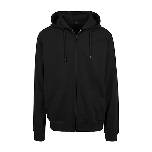 Terry Zip Hoody