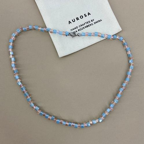 Matt Candy Crash necklace