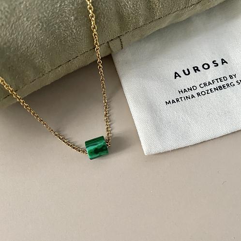Malachite Simple necklace