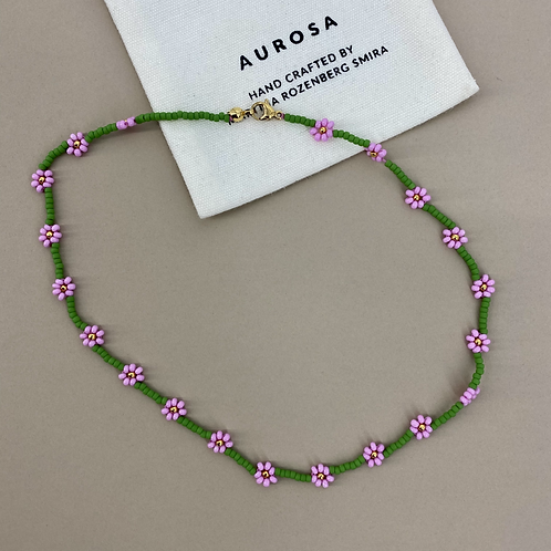 Blooming Meadow I necklace