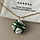 Thumbnail: Green Pearl necklace