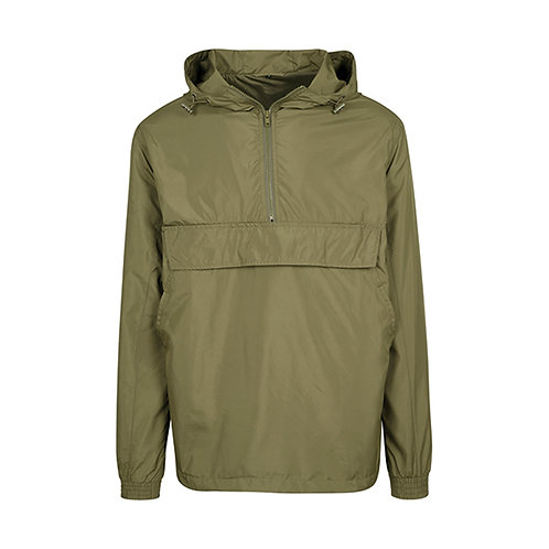 Basic Pull Over Jacket