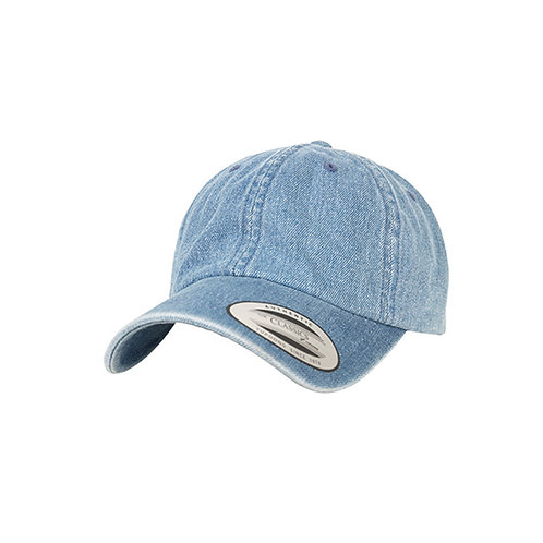 Low Profile Denim Cap