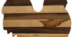 Large Rooster Charcuterie / Cutting Board