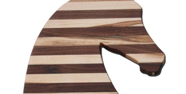 Large Horse Head Charcuterie / Cutting Board