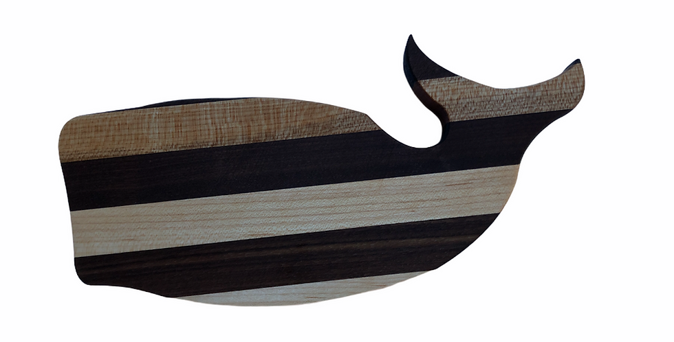 Whale Medium Charcuterie  / Cutting Board