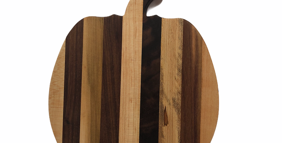 Large Pumpkin Charcuterie / Cutting  Board