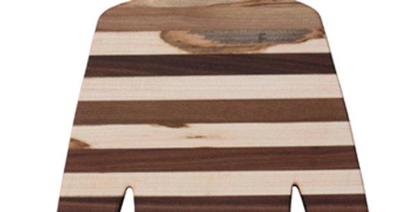 Large Jockey Silk Charcuterie / Cutting Board