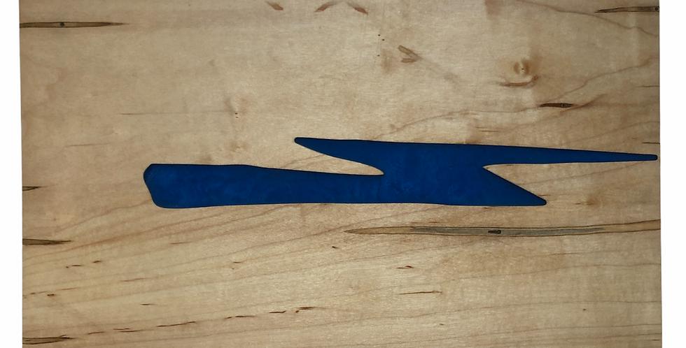 Lightning Charcuterie/Cutting Board
