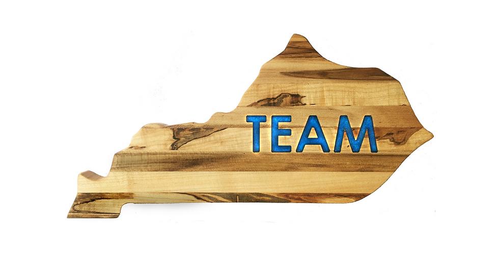 Kentucky Team Cutting Board