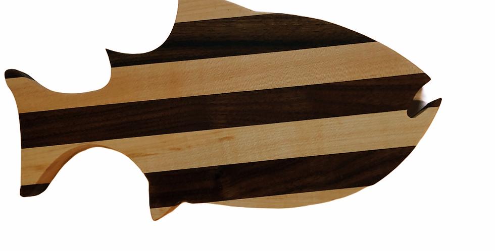 Fish 1 Medium Charcuterie / Cutting Board