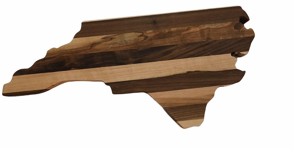 Large North Carolina Charcutrie / Cutting Board