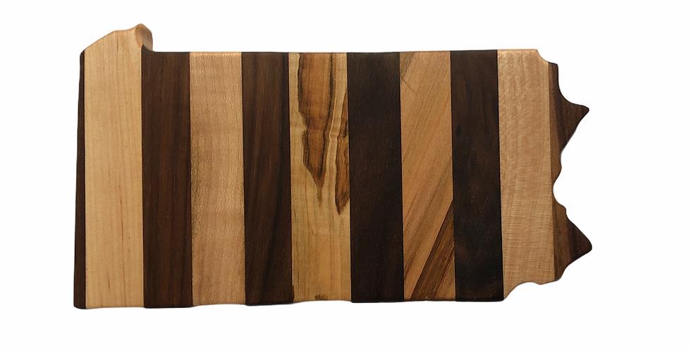 Medium Pennsylvania Charcuterie / Cutting Board