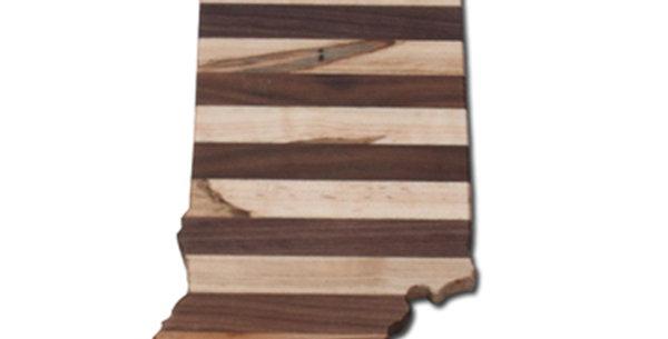 Indiana Charcuterie / Cutting Board