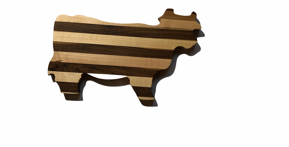 Large Cow Charcuterie / Cutting Board