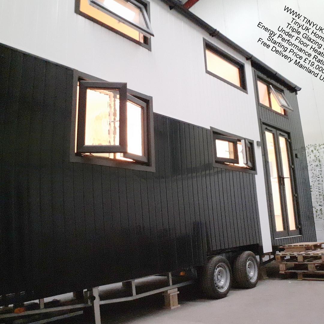 TinyUK Home Model: Moni Omega Style 1