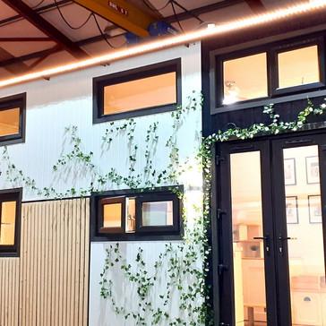 TinyUK Home Model: Moni Omega Custom with Ivy