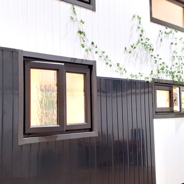 TinyUK Home Model: Moni Omega style 3 with Ivy