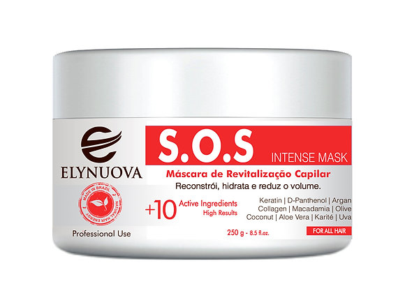Elynuova SOS Intense Summer Protection Mask