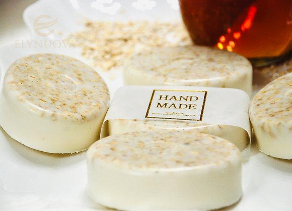 Oatmeal & Honey Milk Bath Organic Soap