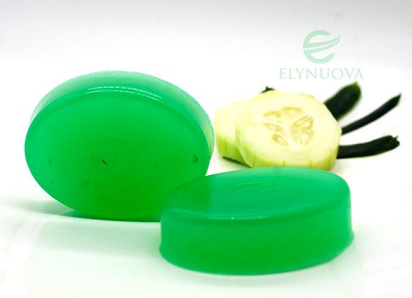 Cucumber & Aloe Vera Hand Made Soap 100% Organic