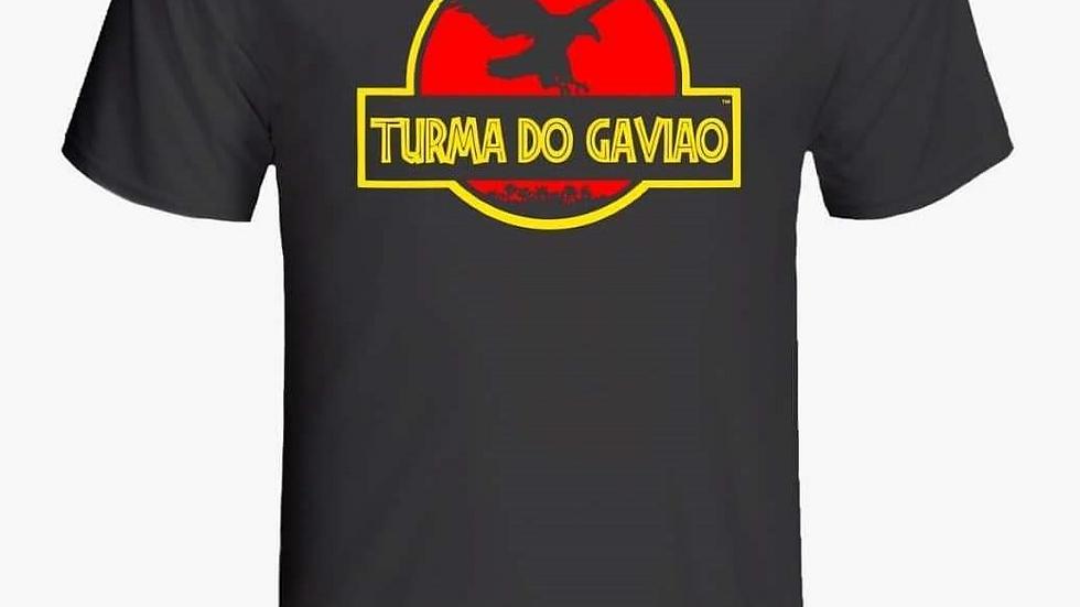 Camiseta Turma Do Gavião Modelo Jurrasic Park