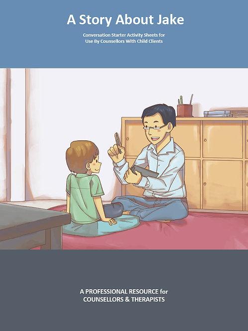 A Story About Jake Child Client Conversation Starters PDF