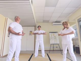 Lo stress e gli esercizi di Lunga Vita per l'Operatore Shiatsu