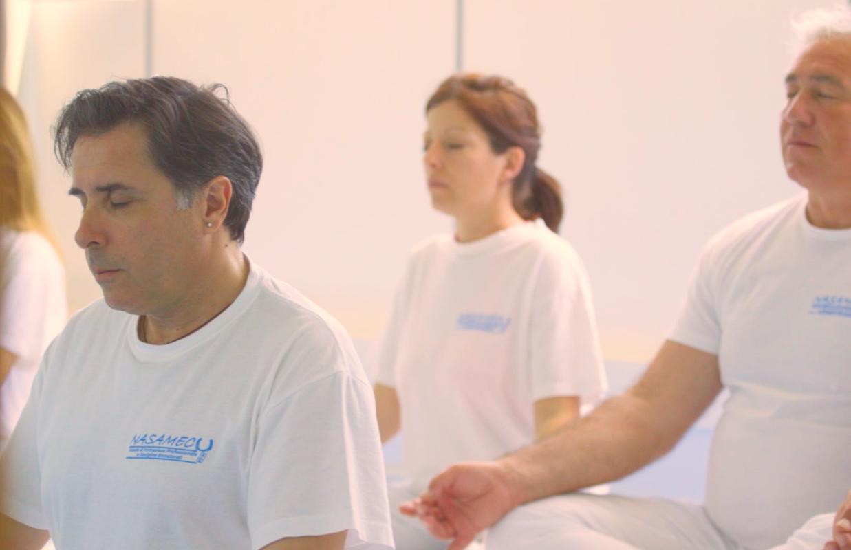 Meditazione sul cuore Nasamecu