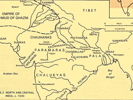 Arab &Turk Invasion of India