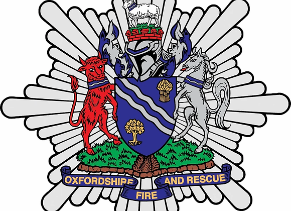 Oxfordshire Fire & Rescue Service Hoodie
