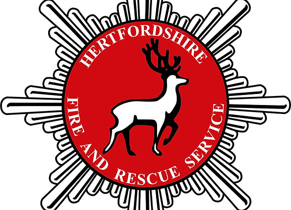 Hertfordshire Fire & Rescue Hoodie