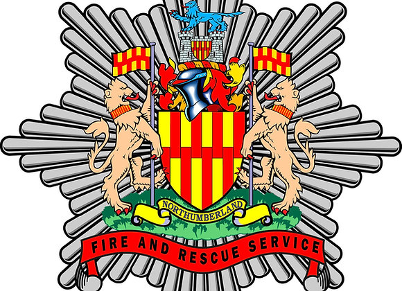 Northumberland Fire and Rescue Hoodie