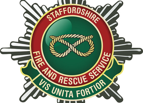 Staffordshire Fire & Rescue Hoodie