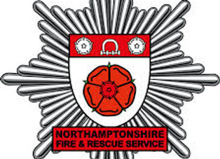 Northamptonshire Fire & Rescue Hoodie