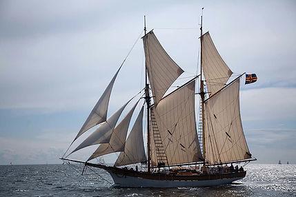 Albanus schooner