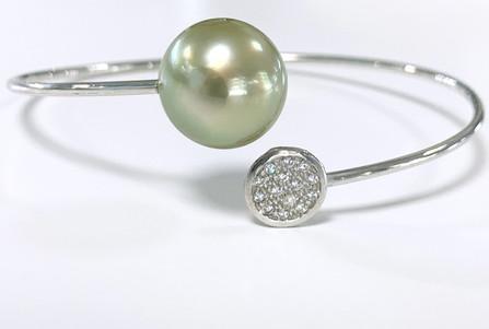 Bracelet Bouton shape