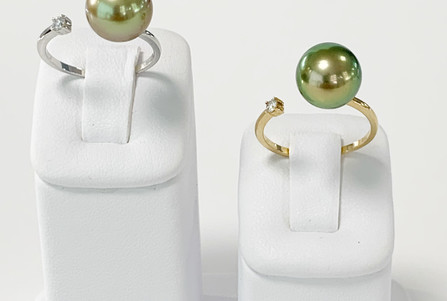 """Bague collection """"The Pearl by JOY"""""""