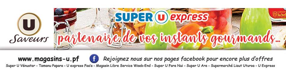 Super U et U Express Tahiti
