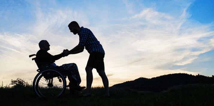 En Polynésie, la prise en charge des handicaps reste souvent l'affaire d'associations et un grand nombre de personnes porteuses de handicaps restent en famille.