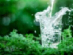 l'eau, un bienfait pour le corps