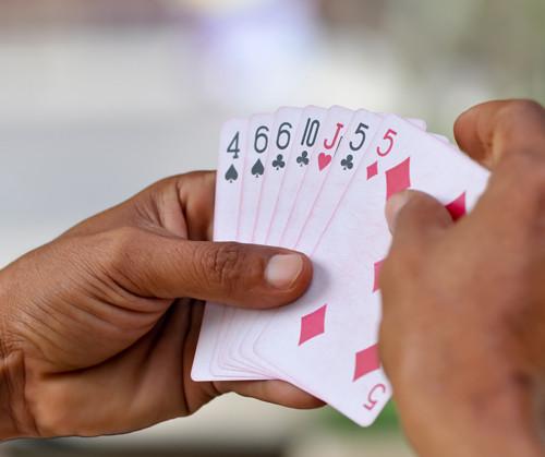 jeu cartes