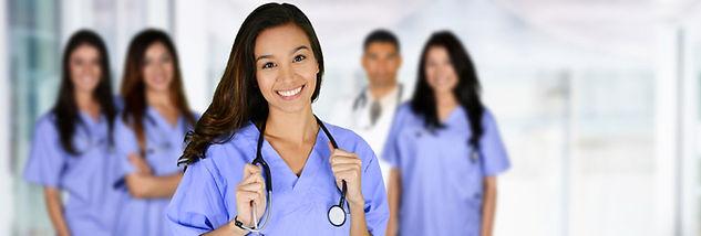 Personnel hospitalier à Tahiti - Polynésie française