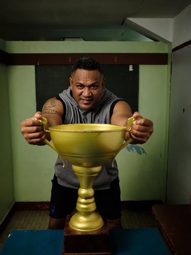 Défilé mode Rugby